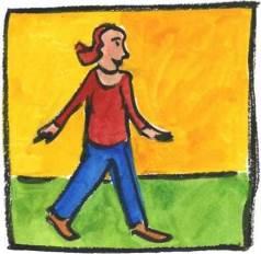 For Standing, Walking, and Running - Feldenkrais Method with Nick Strauss-Klein